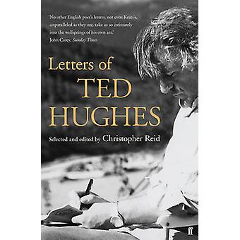 Lettres de Ted Hughes de Ted Hughes - Christopher Reid - 978057122139