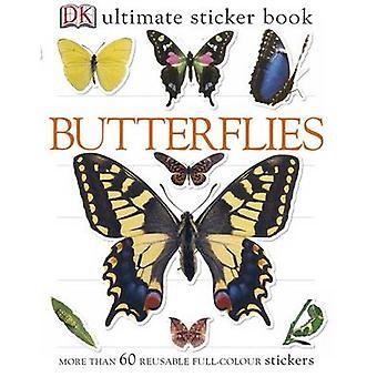 Farfalle in Ultimate Sticker Book da Dorling Kindersley - 97814053199