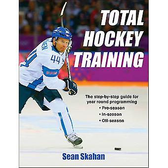 Formation de Hockey total par Sean Skahan - livre 9781492507093