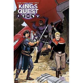 Kings Quest par Dan McDaid - Ben Acker - Heath Corson - 9781524102203