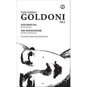 Goldoni - v. 1 von Carlo Goldoni - Robert David MacDonald - 97818702594