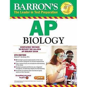 AP biologie par Debbie Goldberg - livre 9781438008684