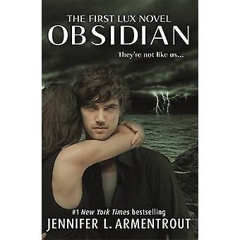 Obsidian by Jennifer L. Armentrout - 9781473615861 Book