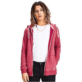 Basic hooded zipped jacket recycled - Jack & Jones