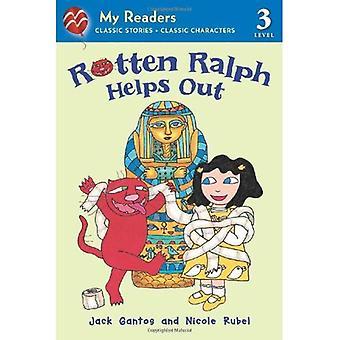 Rotten Ralph ayuda (mis lectores - nivel 3