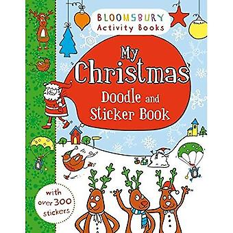 My Christmas Doodle and Sticker Book (Bloomsbury Activity Books)