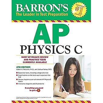 Barron's AP natuurkunde C, 4e editie