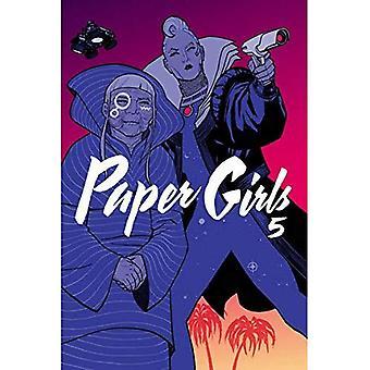 Papier-Mädchen-Band 5