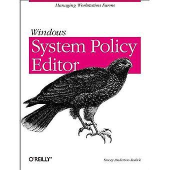 Systemrichtlinien-Editor von Windows