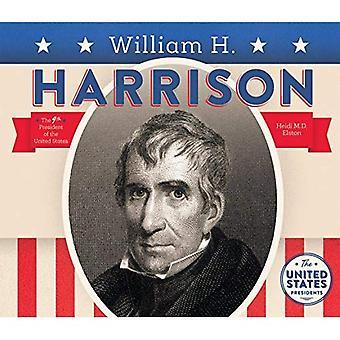 William H. Harrison (présidents des États-Unis * 2017)
