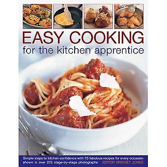Makkelijk koken voor de keuken-leerling