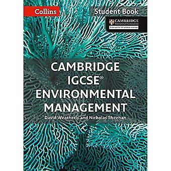 Cambridge IGCSE (TM) ympäristöjärjestelmän opiskelija kirja (Collins Cambridge IGCSE (TM)) (Collins Cambridge IGCSE (TM))