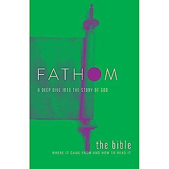 Fathom Bijbelstudies: De Bijbel Student Journal: een diepe duik in het verhaal van God (Fathom Bijbelstudies)