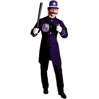 Keystone Kop Adult Costume
