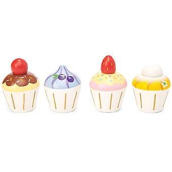 Le Toy Van Honeybake Play Cupcakes