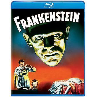 Importer des USA de Frankenstein [BLU-RAY]