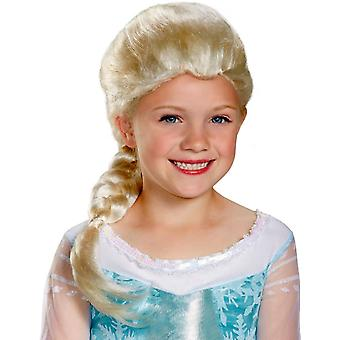 Frozen Elsa Wig For Children