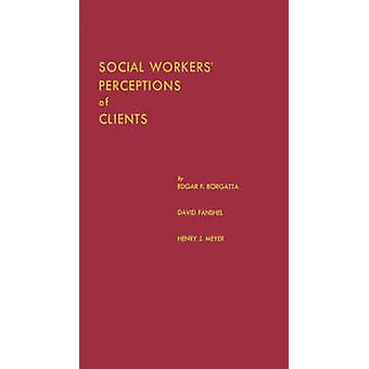Social Workers Perceptions of Clients A Study of the Caseload of a Social Agency by Borgatta & Edgar F.