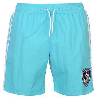 Team Mens Oldham Athletic Swim Shorts Pants Trousers Bottoms
