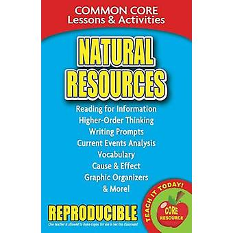 Natural Resources - Common Core Lessons & Activities by Carole Marsh -