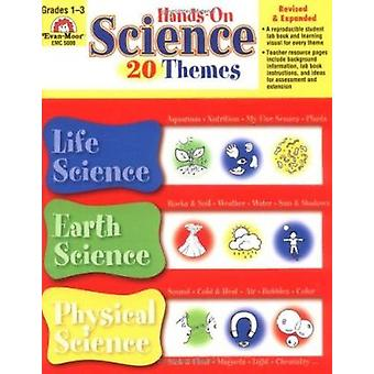 Hands-On Science 20 Themes by Sarah Martin - 9781557999351 Book
