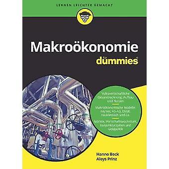 Makrookonomie fur Dummies by Makrookonomie fur Dummies - 978352771419