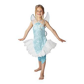 Talvikki Satu puku alkuperäinen Disney lapsen puku