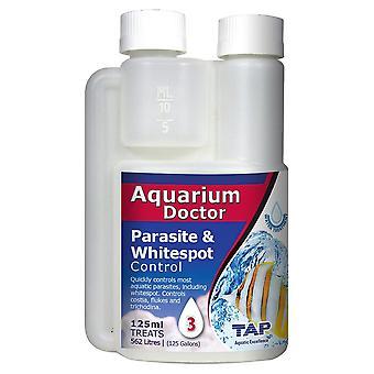 TAP Aquarium Doctor Whitespot & Parasite Control 125ml