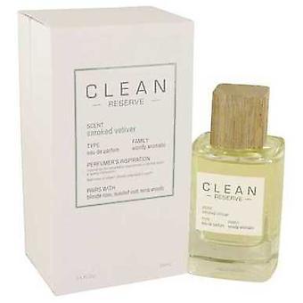 Clean Smoked Vetiver By Clean Eau De Parfum Spray 3.4 Oz (women) V728-537900