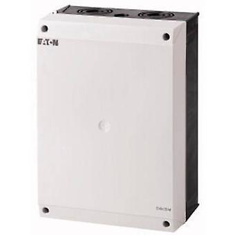 Eaton CI-K5-125-M Enclosure per piastra di montaggio (L x W x H) 125 x 200 x 280 mm Grigio-bianco (RAL 7035), Nero (RAL 9005) 1 pc(s)