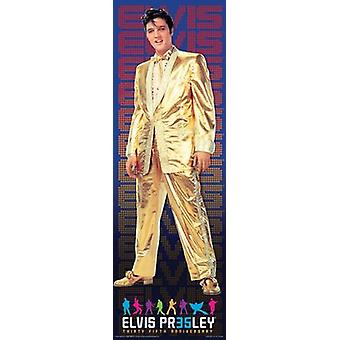 Poster - Elvis - 35 Wall Art (Slim Size) Licensed Gifts Toys 12024