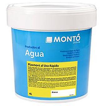 Monto 黒い Plasmont 高速修復 (DIY、塗装)