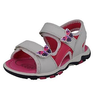 Spot On Girls Sandals