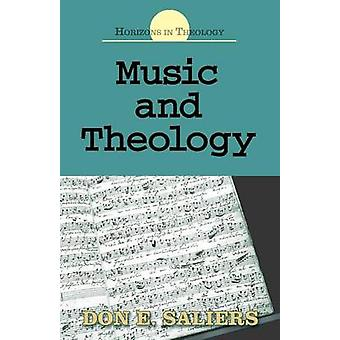 Music and Theology by Don E. Saliers - 9780687341948 Book