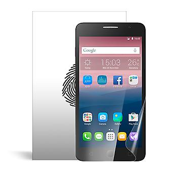 Celicious Vivid Plus Mild Anti-Glare Screen Protector Film kompatibel mit Alcatel Onetouch POP Star (4G) [Packung mit 2]