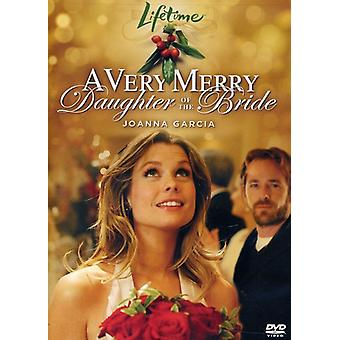 A Very Merry Daughter of the Bride [DVD] USA import