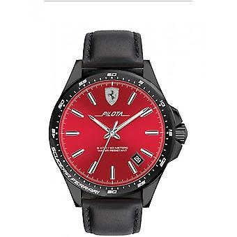 Scuderia Ferrari Men's Watch 0830525