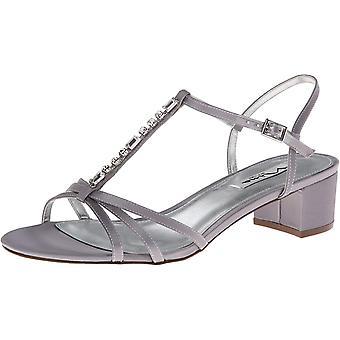 Nina Women's Gaelle Crystal Embellished Dress Sandals