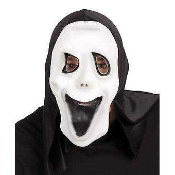 Mens Halloween Scream Scary Face Mask