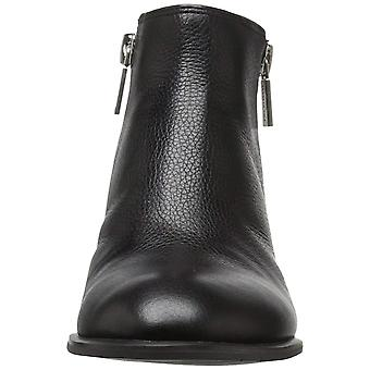 Kenneth Cole New York Womens Addy Leather Almond Toe Ankle Fashion Boots