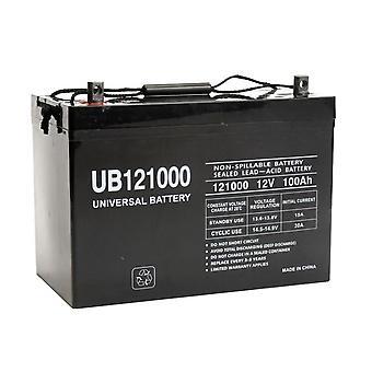 Vervangende UPS batterij compatibel met Premium Power UB121000