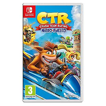 Crash Team Racing Nitro-Fueled Nintendo Switch Game