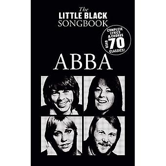 The Little Black Songbook  ABBA by Abba