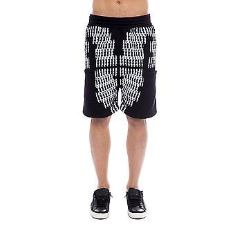 Nicolo Tonetto Men's Black Shorts