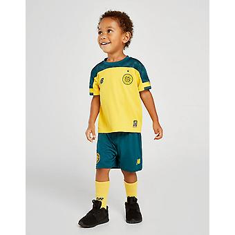 New New Balance Infant Celtic FC 2019/20 Away Kit Yellow