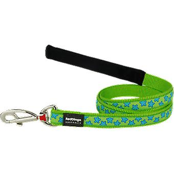 Red Dingo Strap Style Star Turquoise (Dogs , Collars, Leads and Harnesses , Leads)