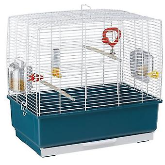 Ferplast Rekord Cage 3 Chrome (Birds , Cages and aviaries , Cages)