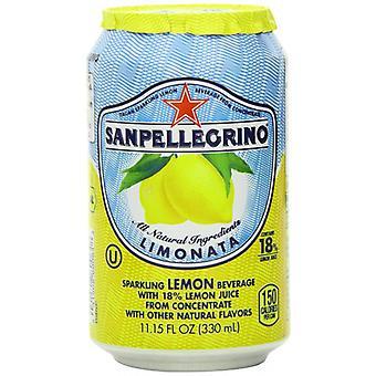 Lattine di limone San Pellegrino -( 250 Ml X 6 lattine )