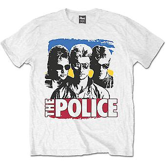 The Police Sting Sunglasses Official Tee T-Shirt Mens Unisex