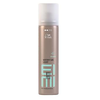 Wella EIMI Mistify Me Light Fast Drying Hairspray 75ml Micromist